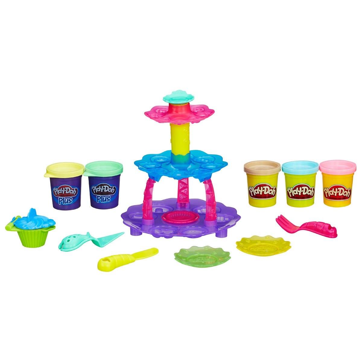 Play Doh Torre de Pastelitos Hasbro