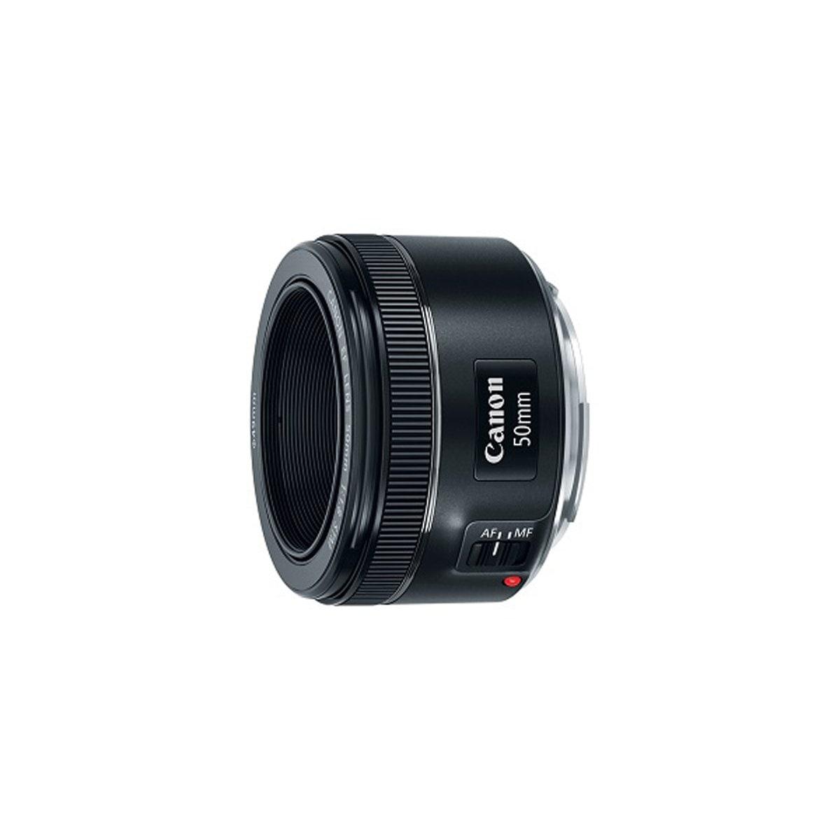 Lente Canon Ef 50Mm F/1.8Stm