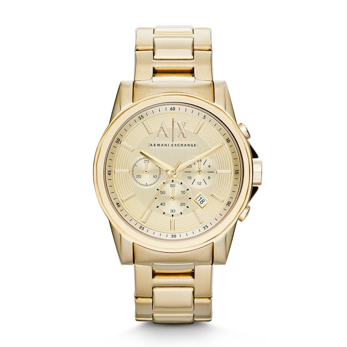 85fcb7899be9 Reloj caballero armani exchange ax2099