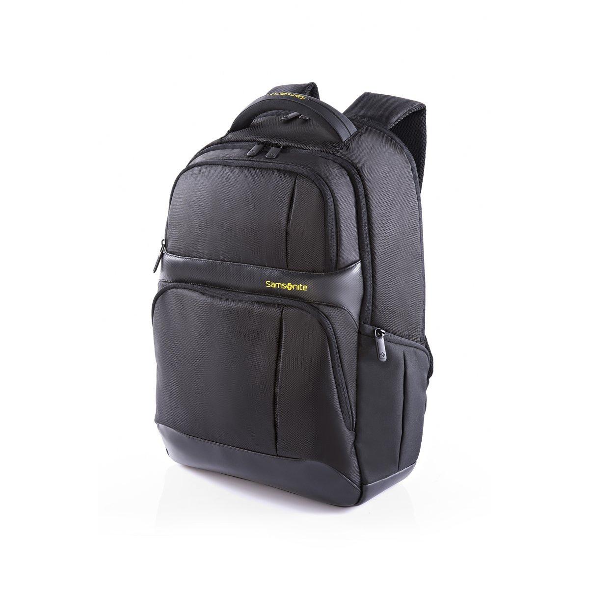 Back Pack Porta Lap Amarillo/ng Ikonn Li Samsonite