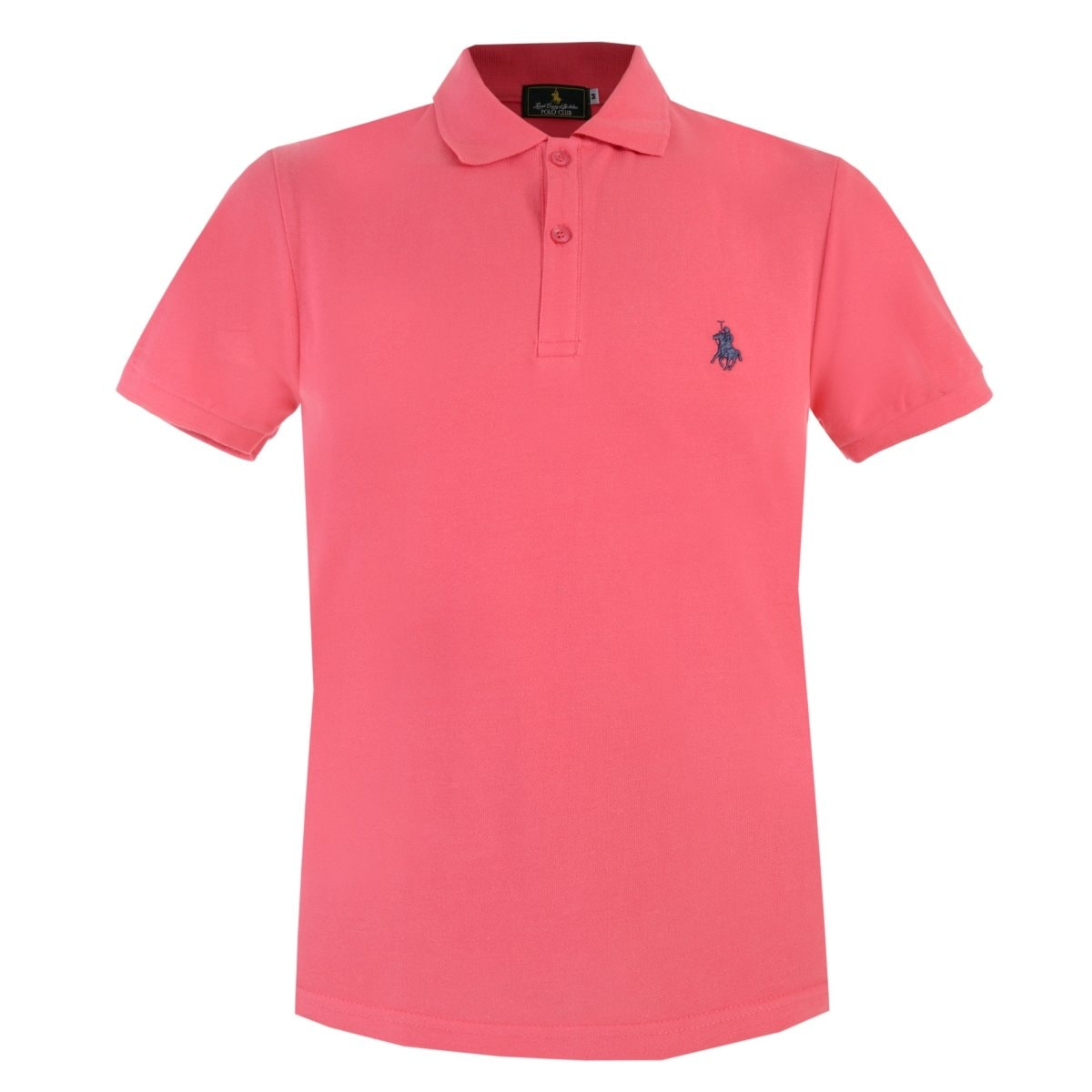 Playera Polo Piqué Polo Club