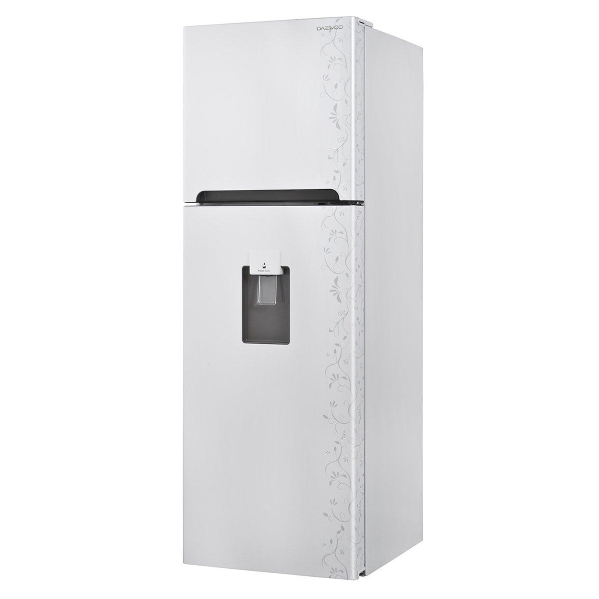 Refrigerador Daewoo Top Mount 9 Pies Cúbicos Blanco