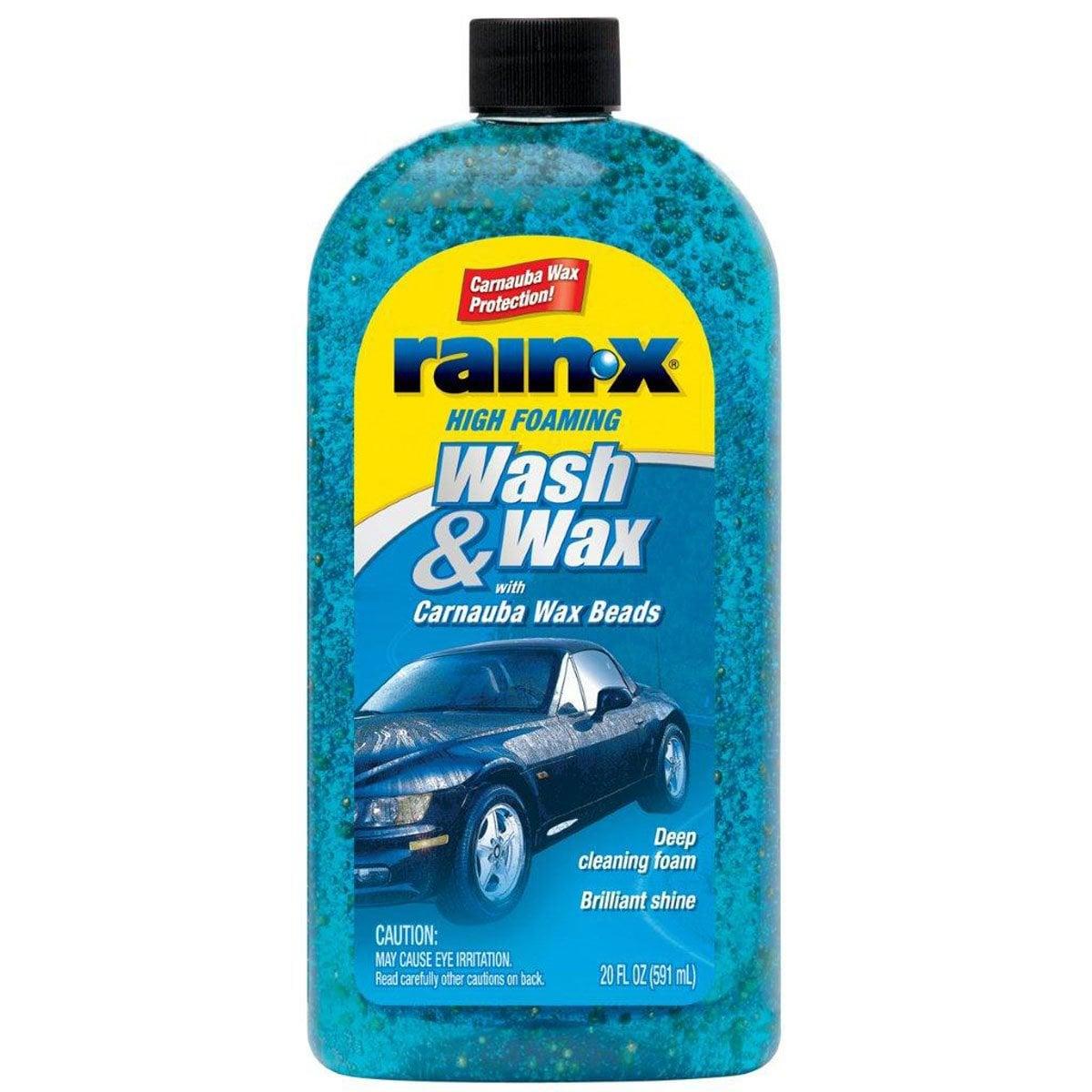 Shampoo con Cera Rain X
