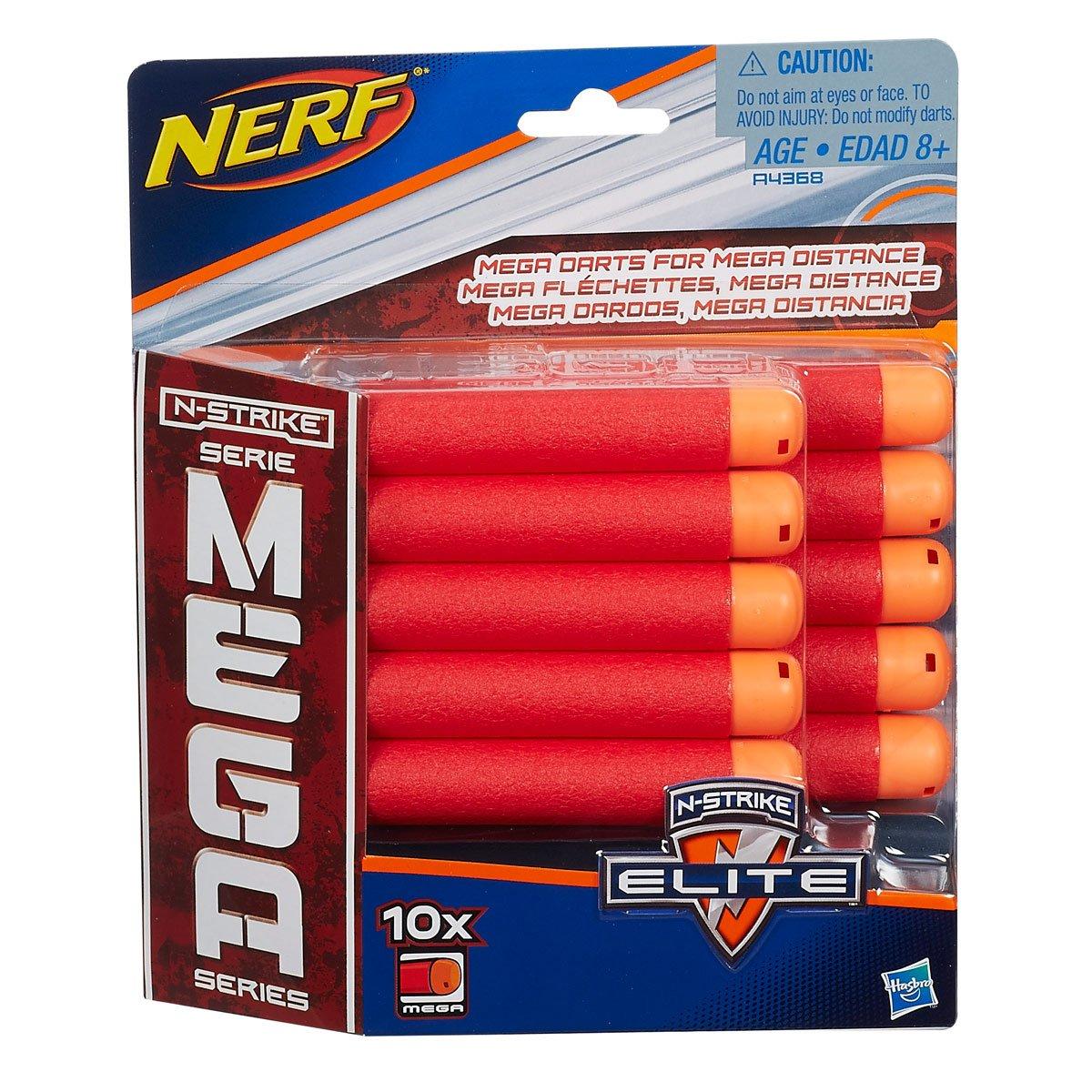 Nerf Dardos Mega Pack Hasbro