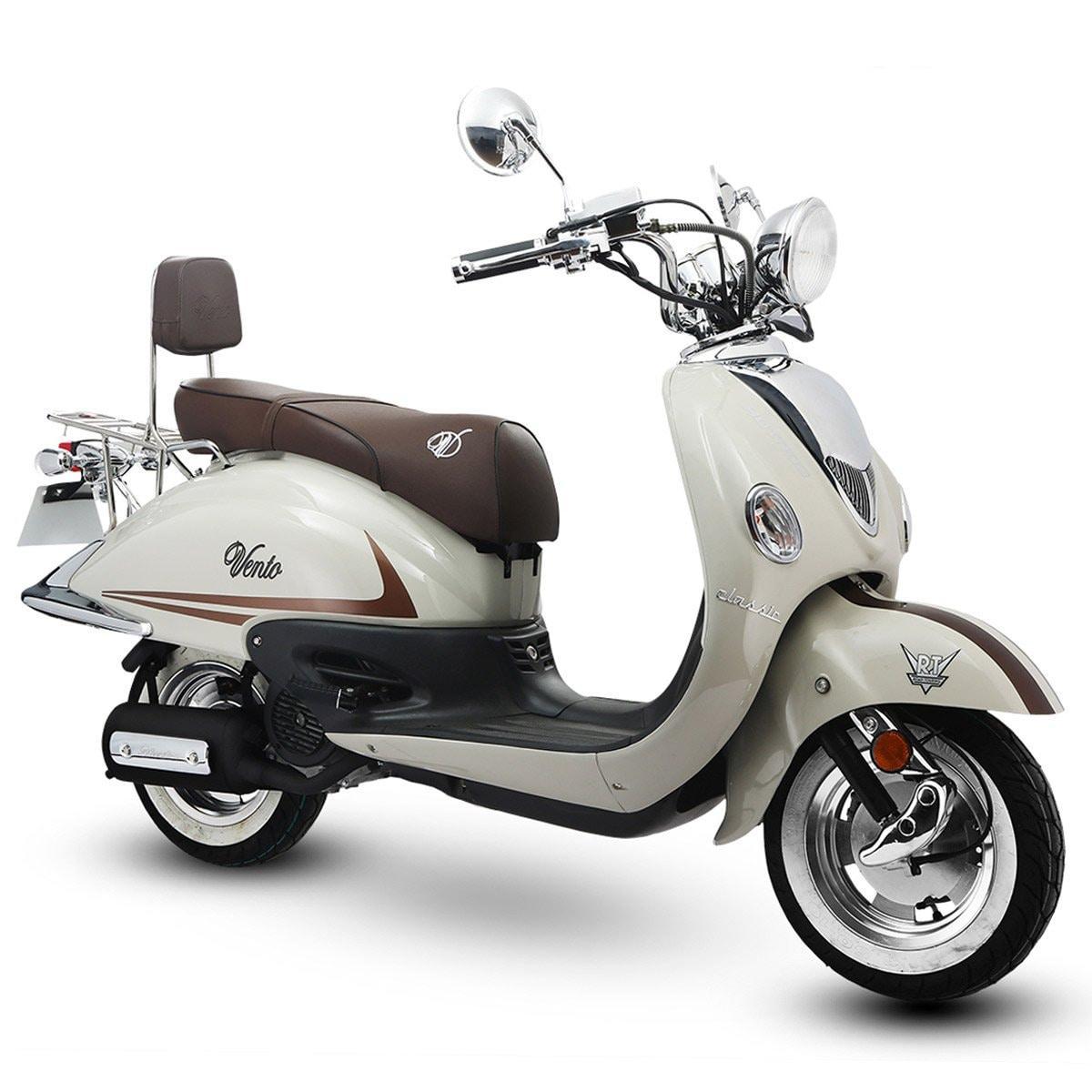 Scooter Hotrod Rt Beige 150 Cc Vento