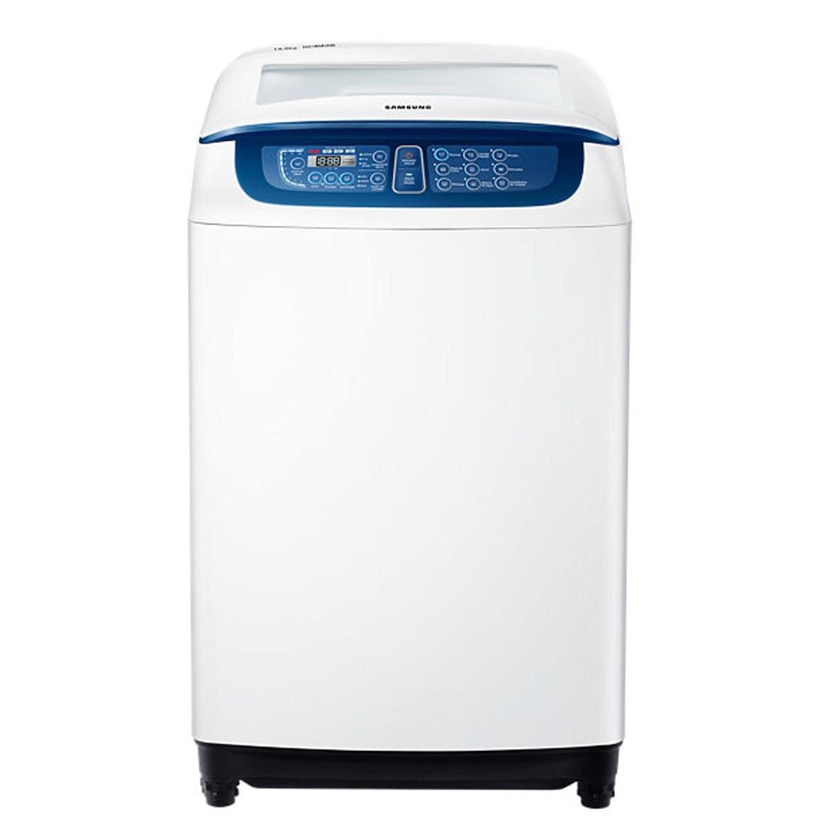 Lavadora Carga Superior 19 Kg Blanca Samsung