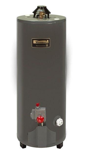 Calentador de Agua Kenmore 76 Litros Gas Natural