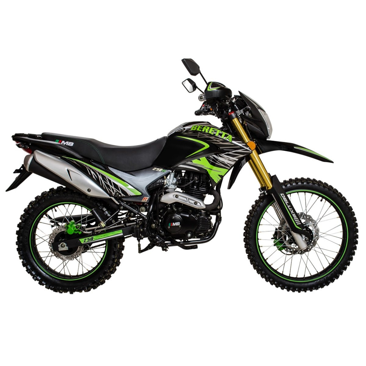 Motocicleta Mb Doblepro Beretta Beretta Motocicleta 250cc roQxEdBCeW