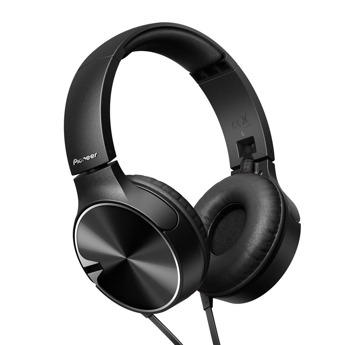 Audífonos Se-Mj722T-K Negro Pioneer
