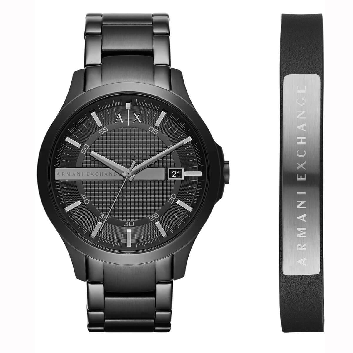 6257f929689c Reloj caballero armani exchange ax7101