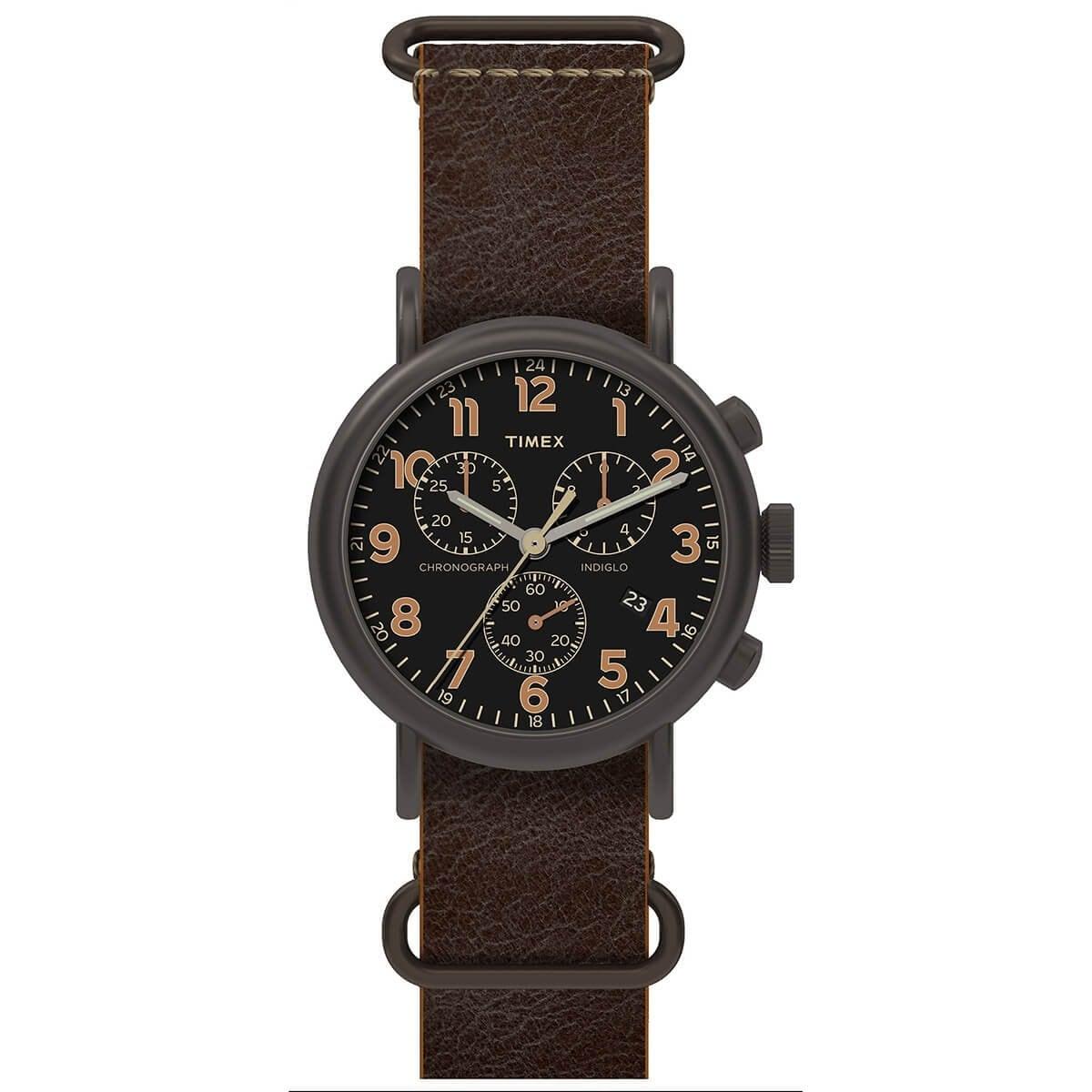 Reloj caballero timex tw2p85400 ac52efc52fb4