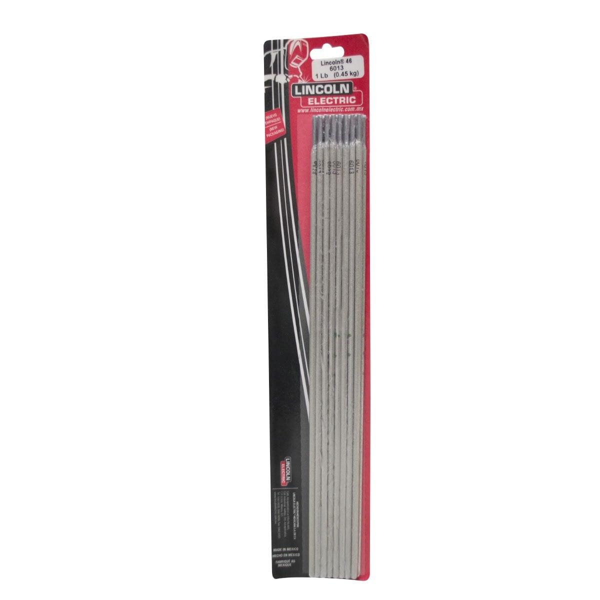 Electrodo Revestido 1/8 X 14 Lincoln® 46 Sk1/cm20Lb