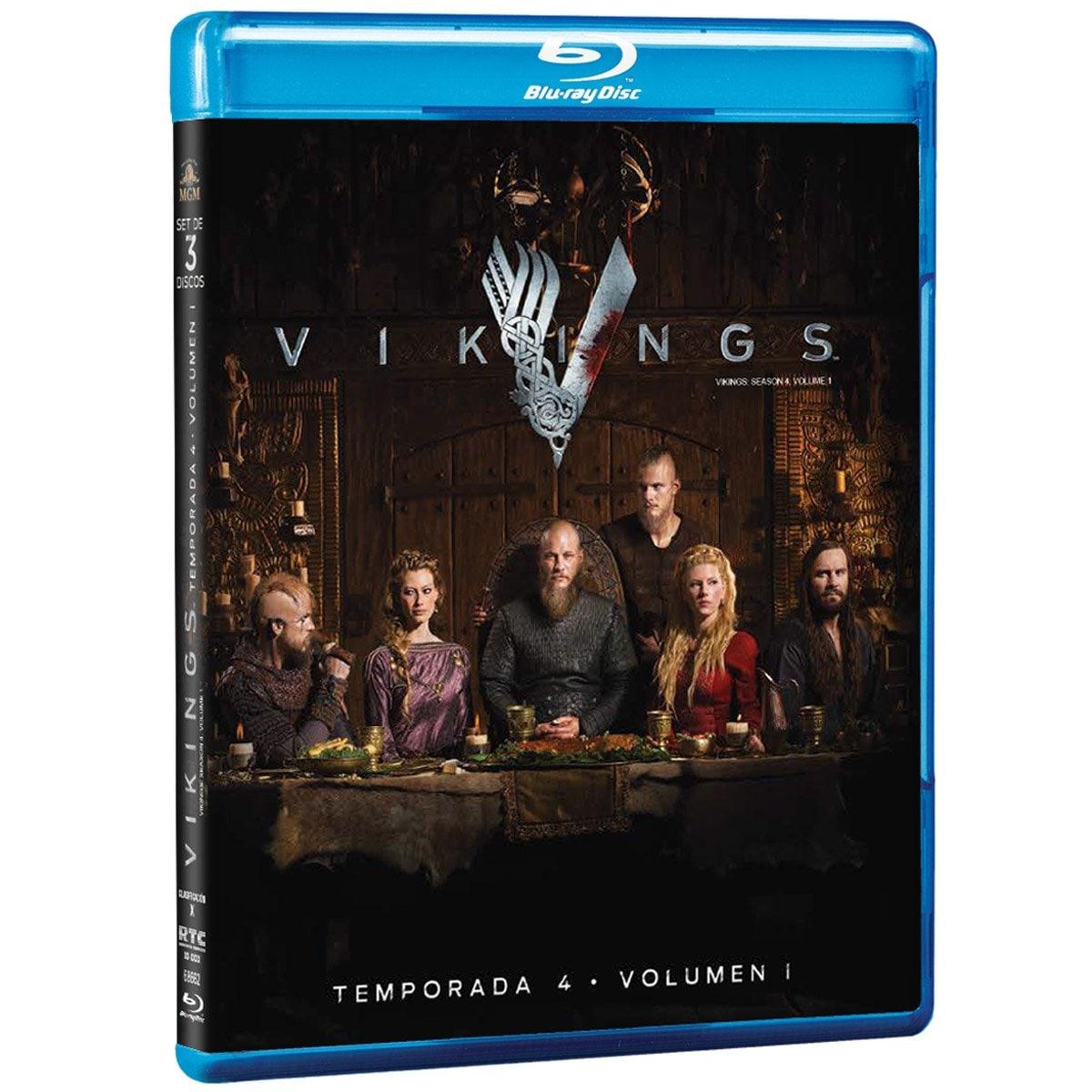 Br Vikings Temporada 4 Parte 1