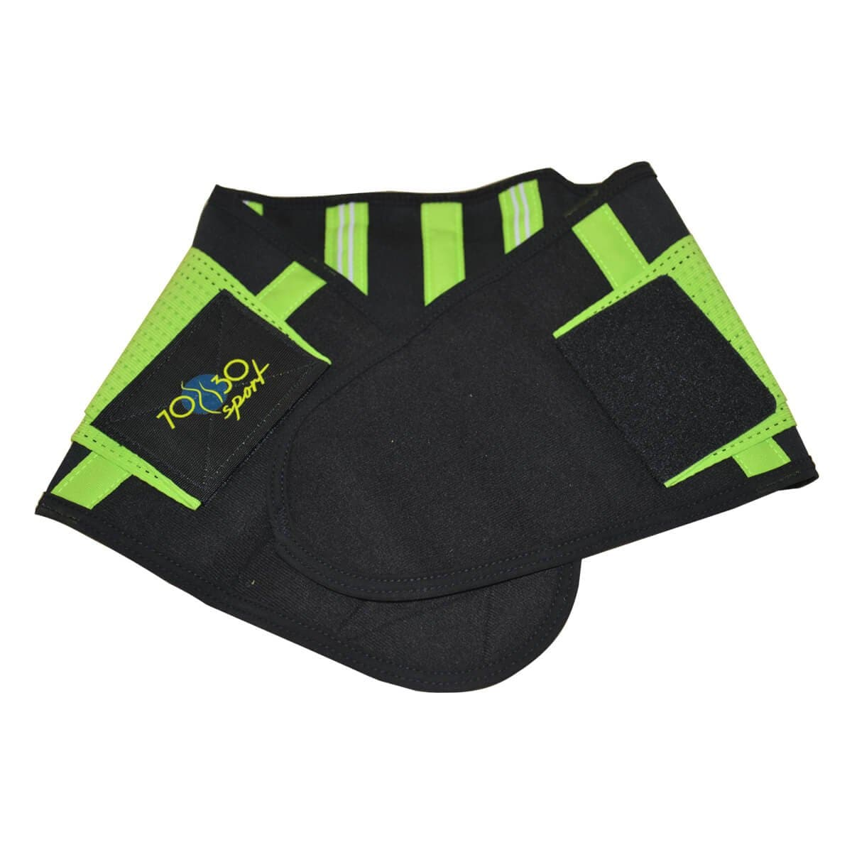 Sport Negro con Verde 70-30 Ch-M Inova