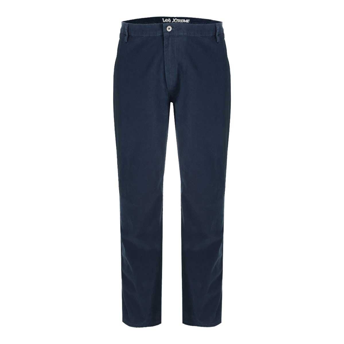 Pantalon Gabardina Stretch Lee Plus Para Caballero