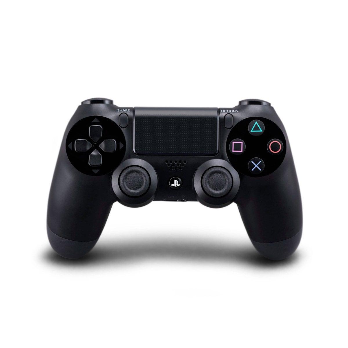 Ps4 Control Dualshock4 Jet Black