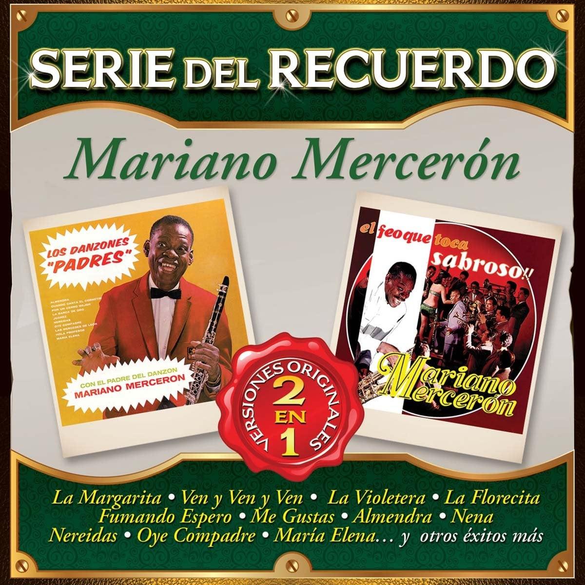 Cd Mariano Merceronpablo Beltran Ruiz Serie Del Recuerdo 2 en 1