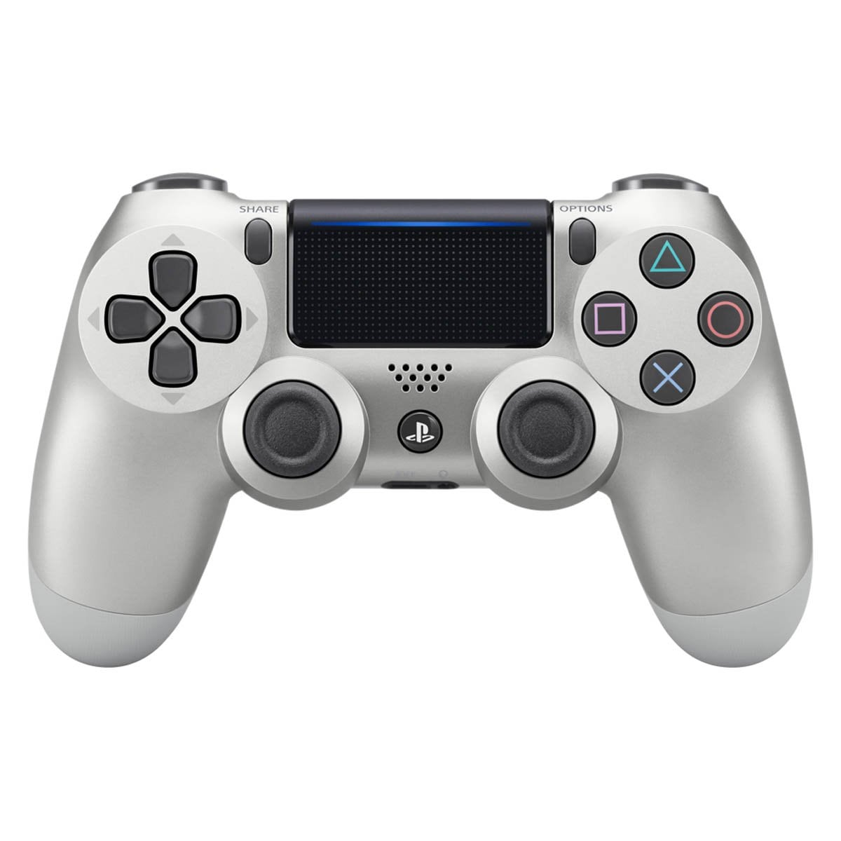 Ps4 Control Dualshock4 Silver