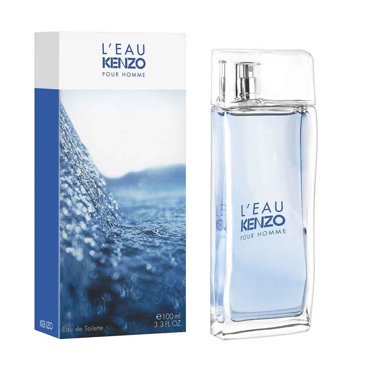Fragancia Caballero L'eau Kenzo Homme (100 Ml) Edt