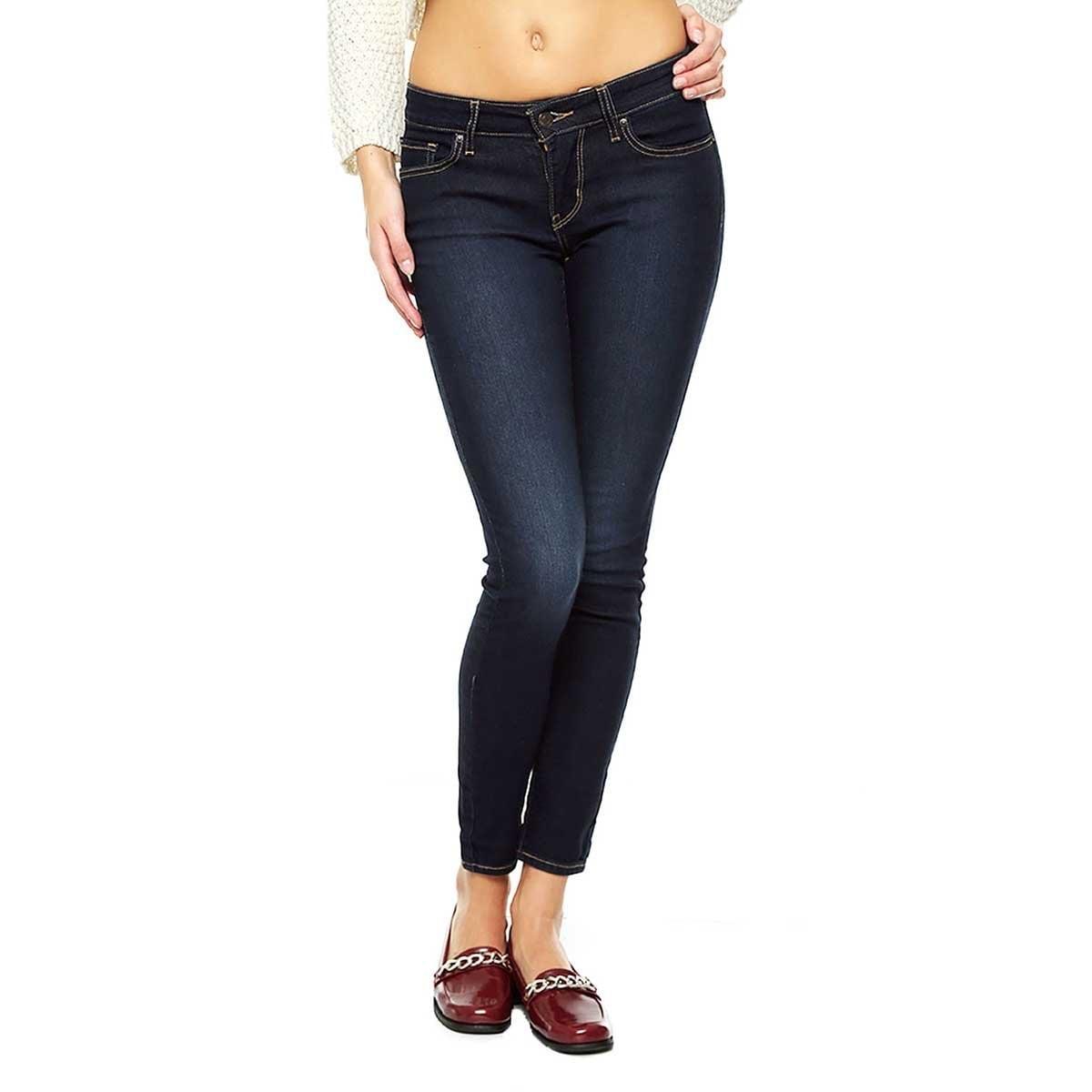Jeans 711 Skinny Levi's para Dama