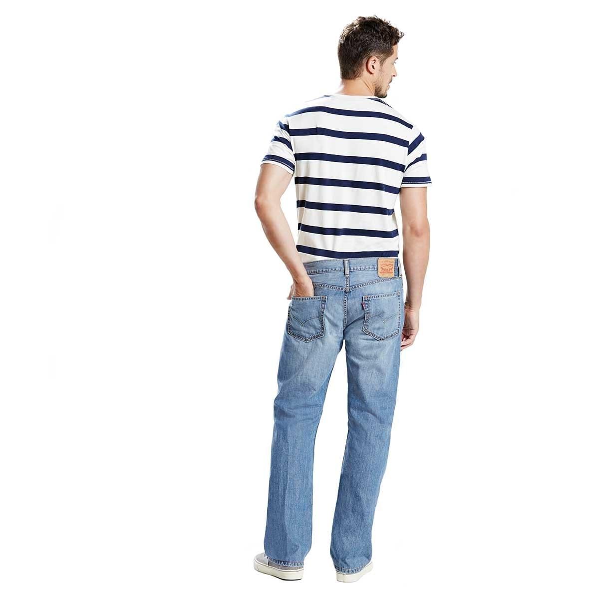 Jeans 505 Regular Fit Levi's® para Caballero