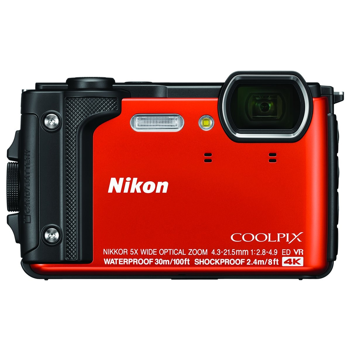 Cámara Nikon 16Mp Lcd 3 Wifi Sd W300 o