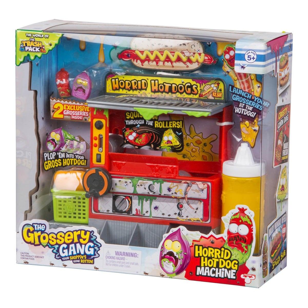 Horrid Grossery Hotdog The Machine Gang 5j3L4AR