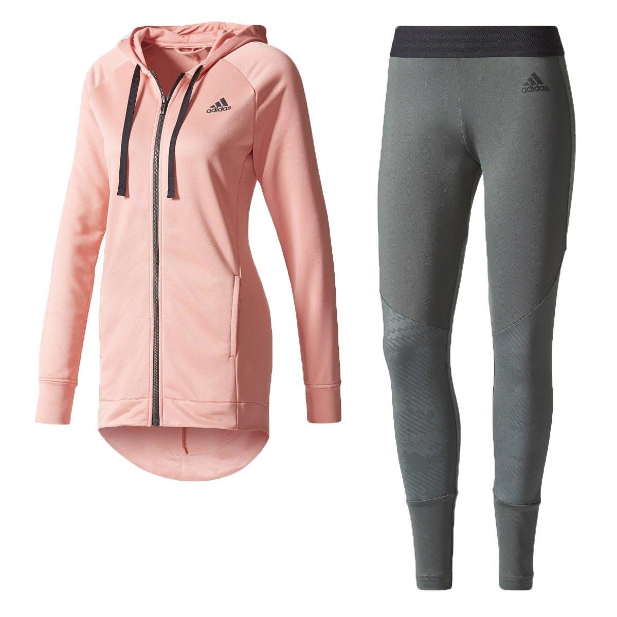 Conjunto Deportivo Training Adidas - Dama