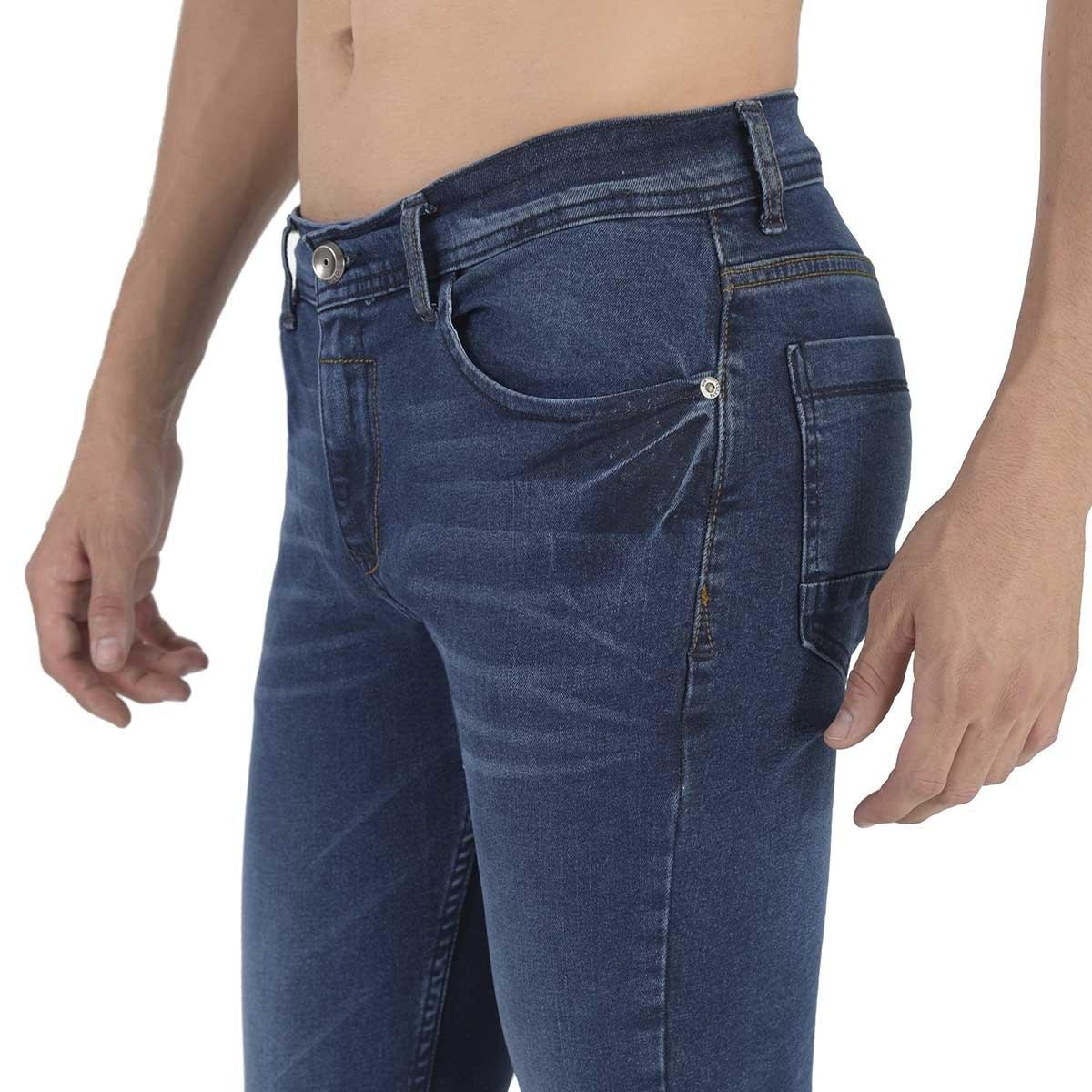 Jeans Súper Skinny Kem Yakuza