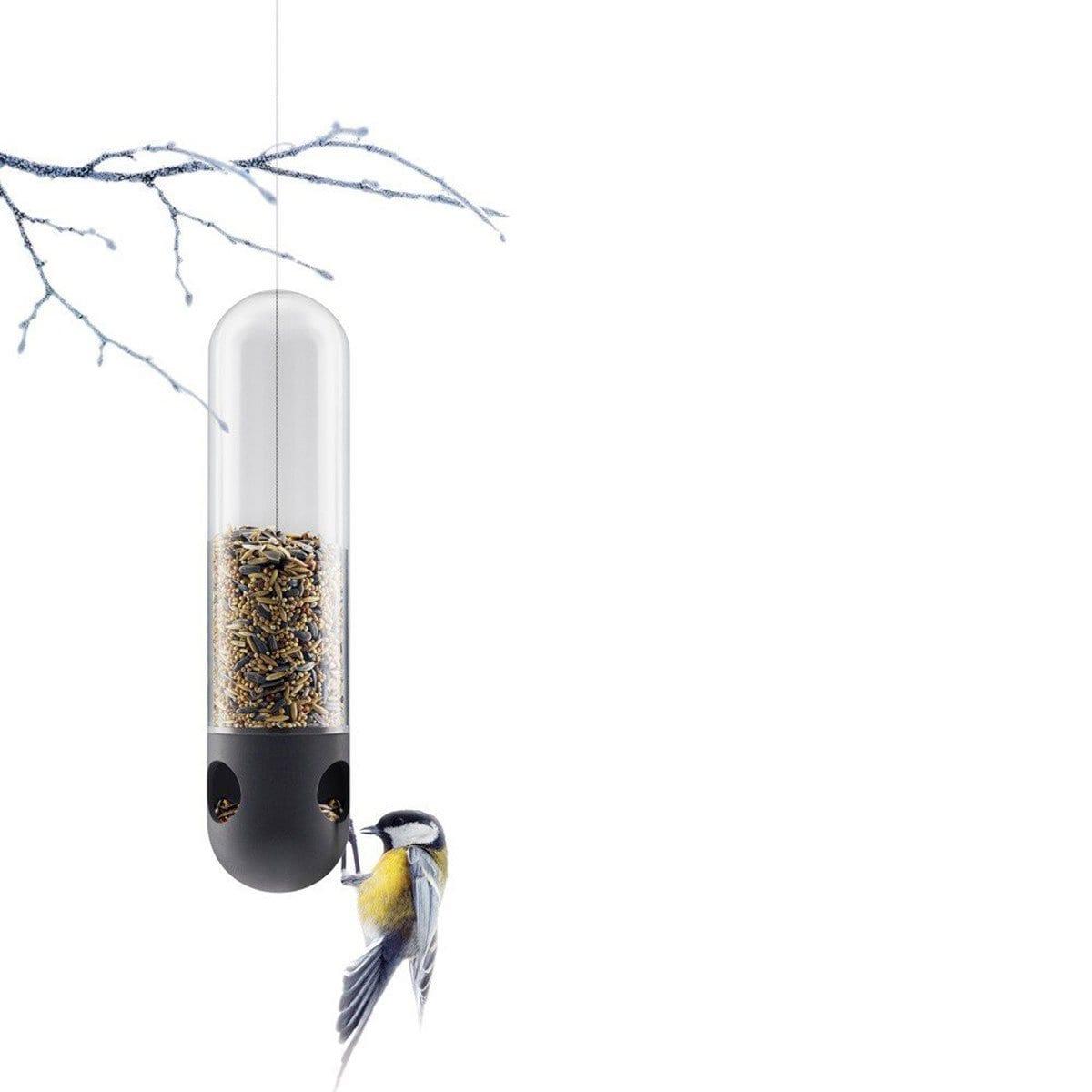 Alimentador para Aves Tubular de 29 Cm X 7 Cm