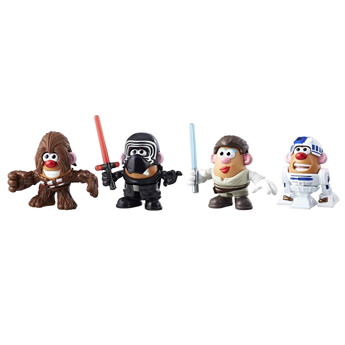 Playskool Señor Cara de Papa Star Wars 4 Pack Hasbro