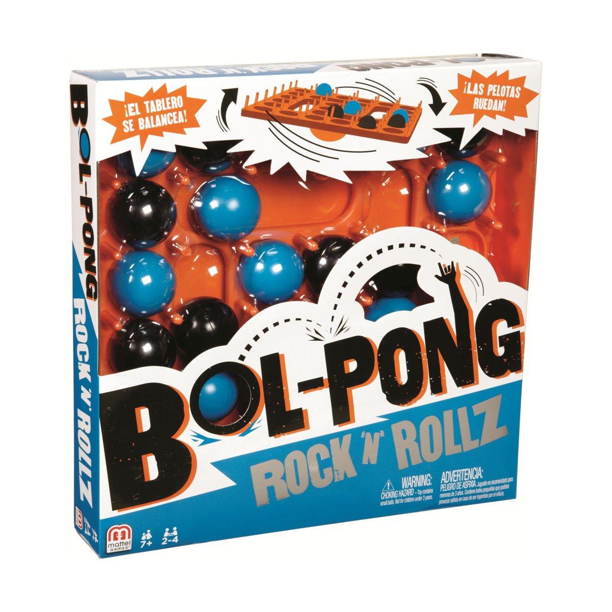 Other Family Bolpong Rock N'rollz Mattel