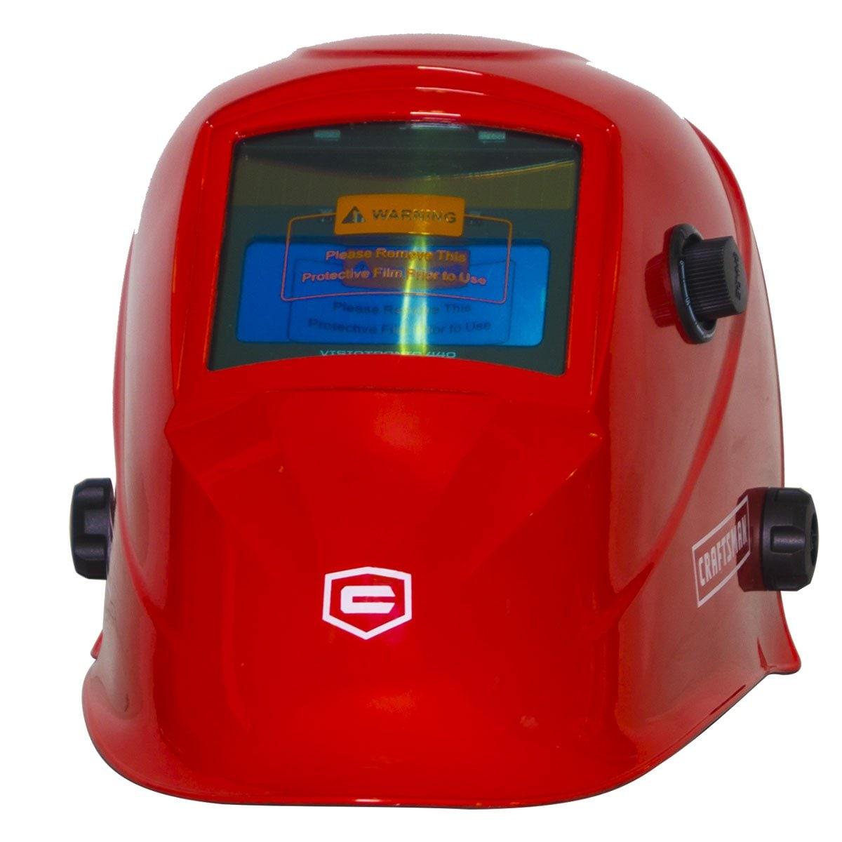 Careta Electrónica Fotosensible para Soldar Visiotronic440 Craftsman Dlvt44