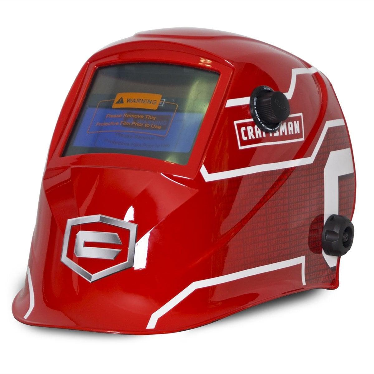 Careta Electrónica Fotosensible para Soldar Visiotronic460 Craftsman Dlvt46
