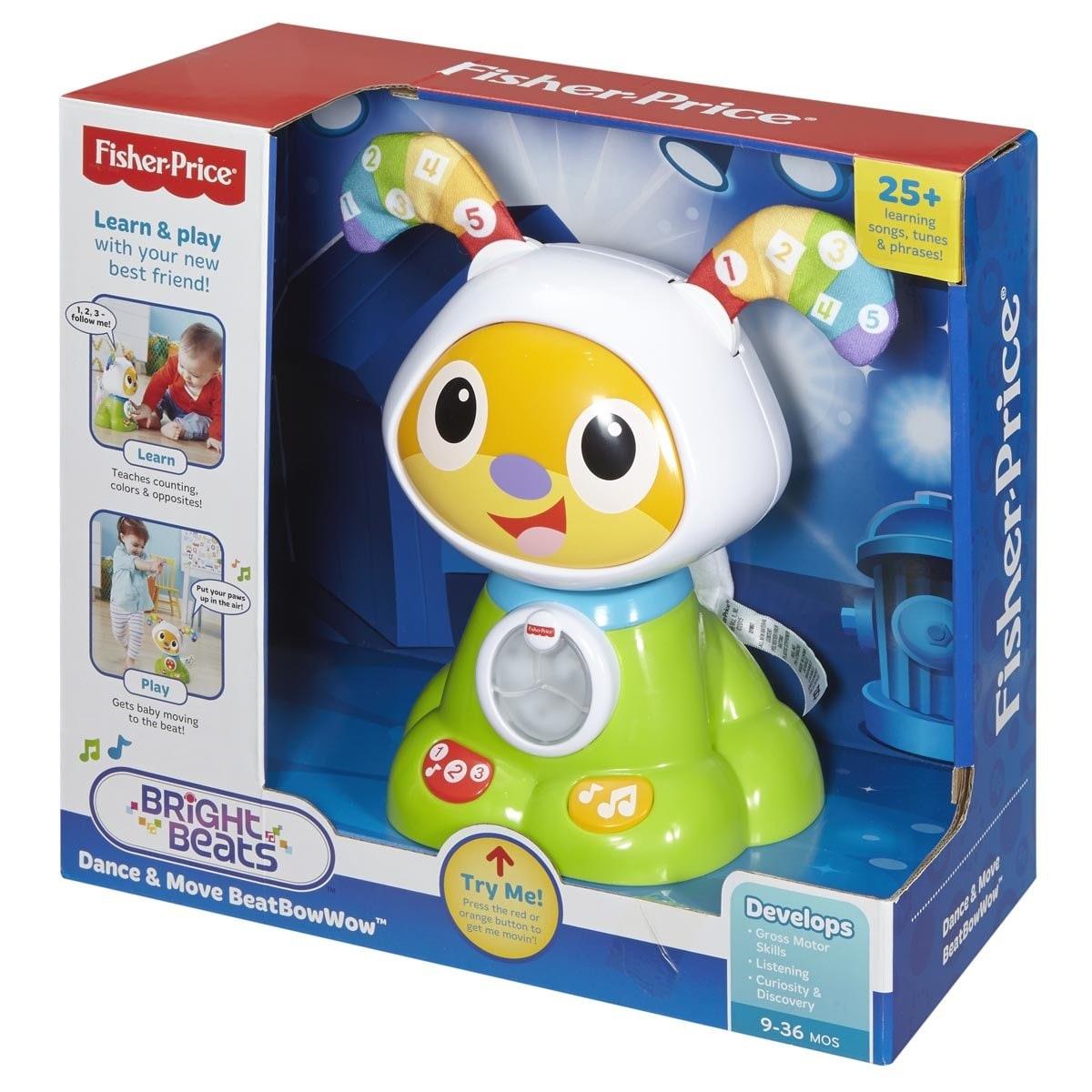 Fisher Price Puppy Bot Mattel