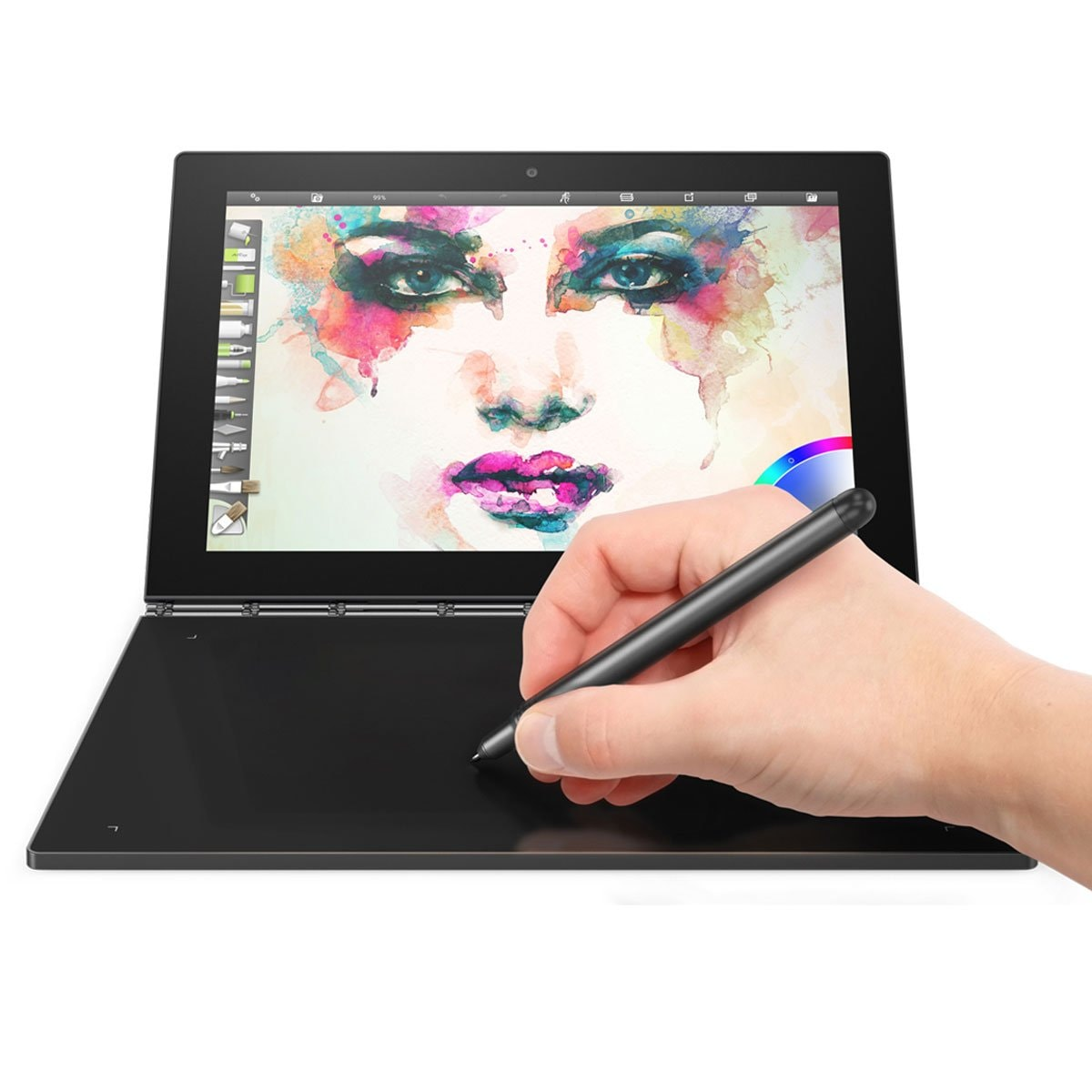 Tablet Lenovo 2 en 1 Yoga Book Yb1-X91F Windows 10