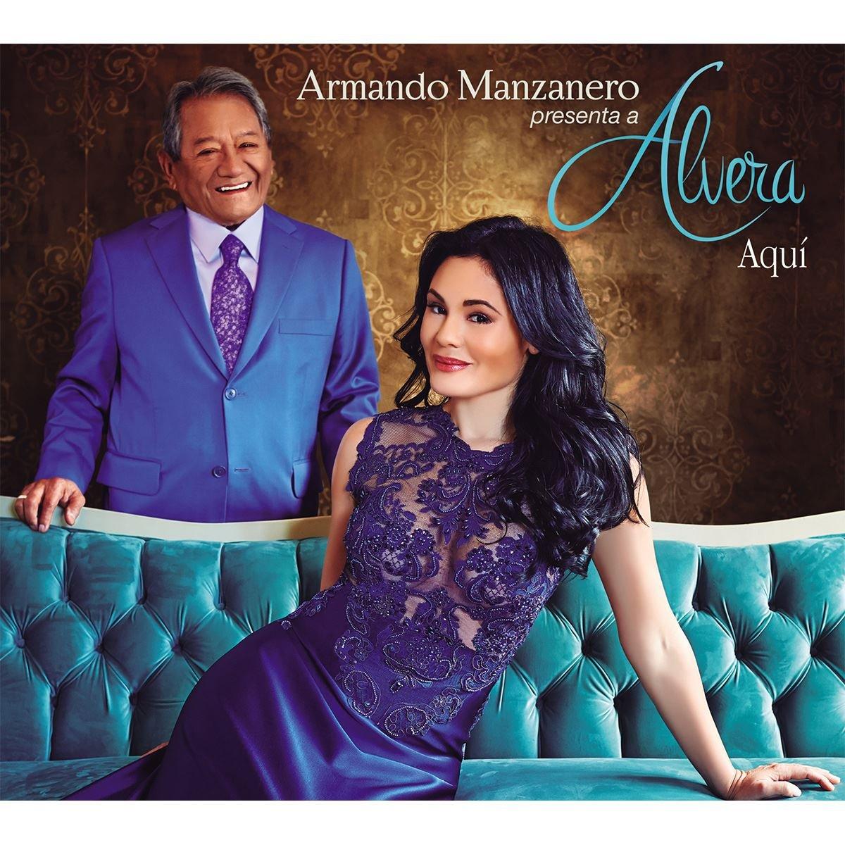 Cd Alvera Armando Manzanero Presenta
