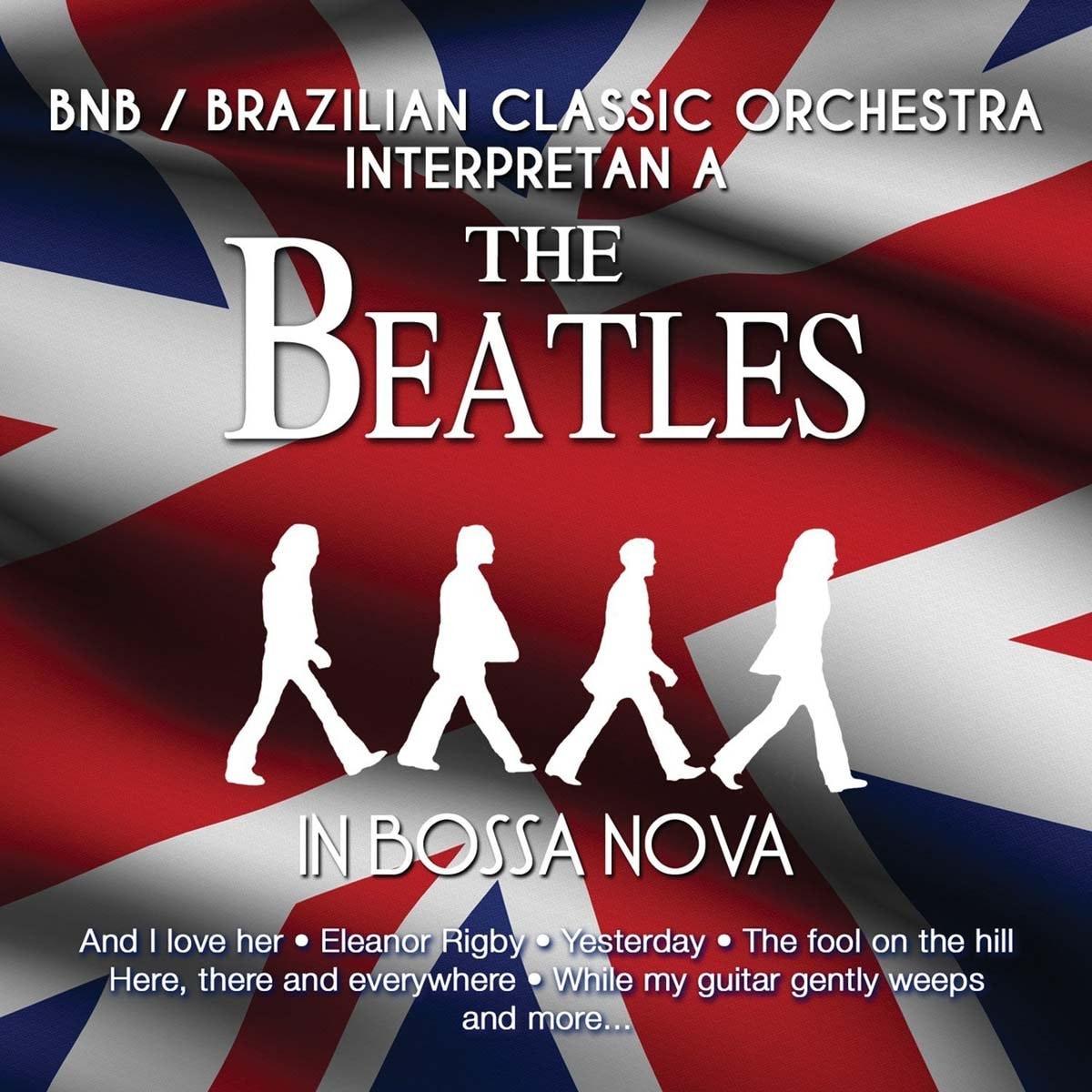 2 Cds The Beatles In Bossa Nova