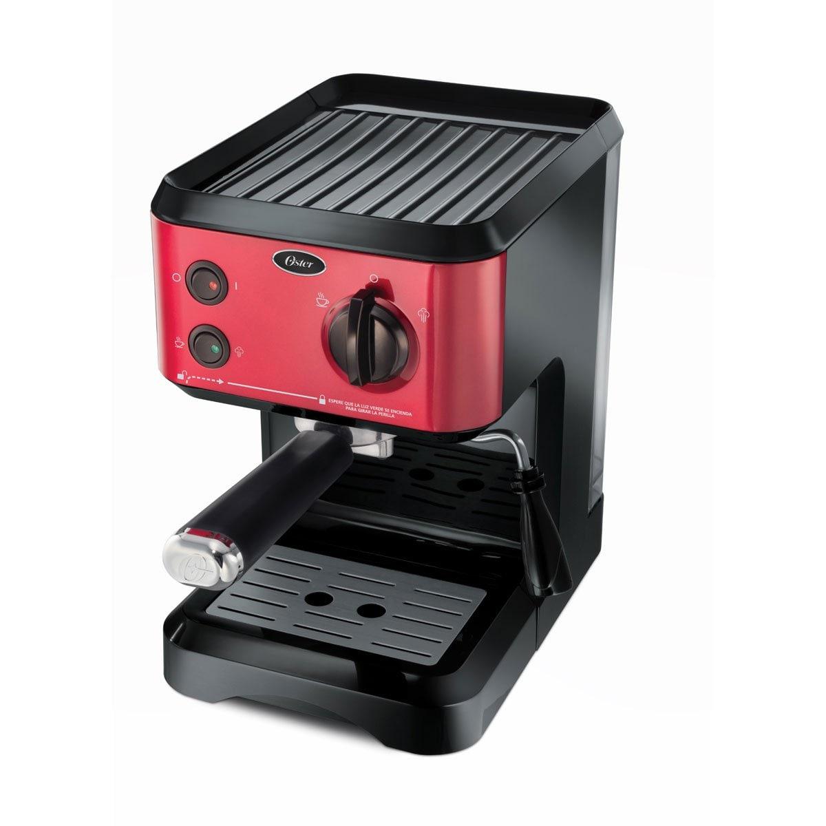 Cafetera Barista Espresso Bvstecmp65R013 Oster