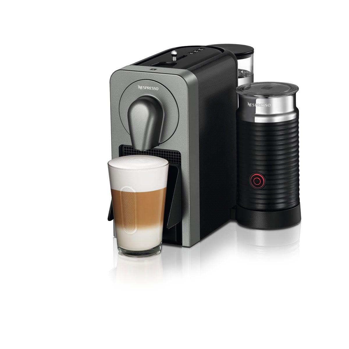 Máquina de Café Prodigio & Milk Titan