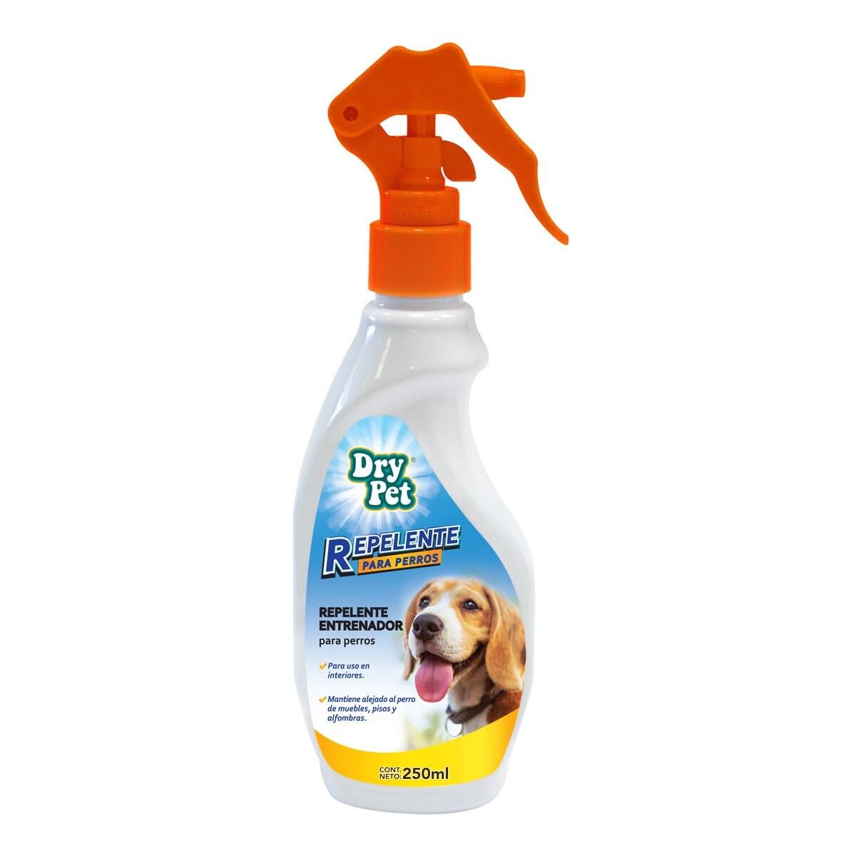 Repelente P/perros Dry Pet 250 Ml Dry Pet Mod. Fl3909