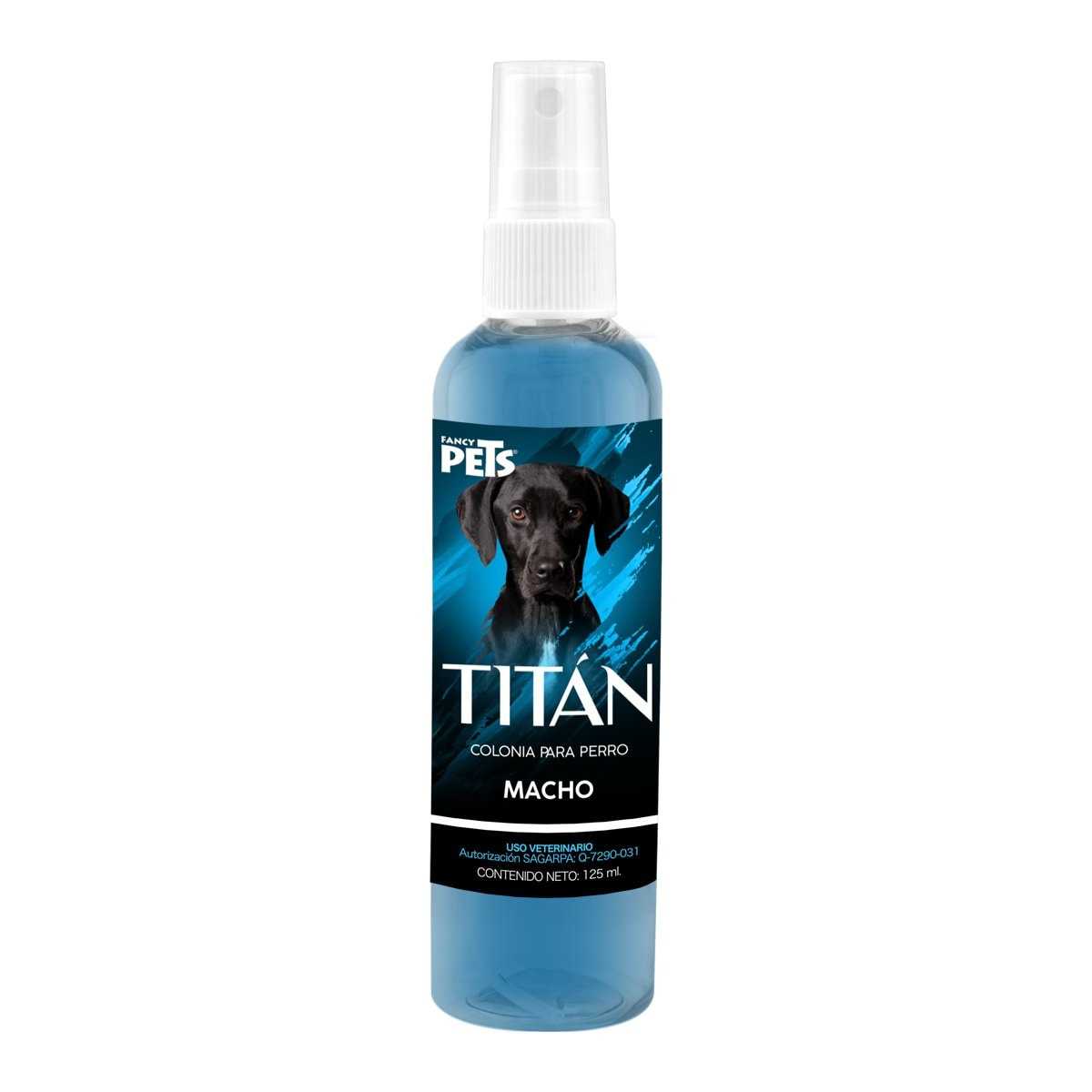 Colonia Titan 125 Ml Fancy Pets Mod. Fl3930