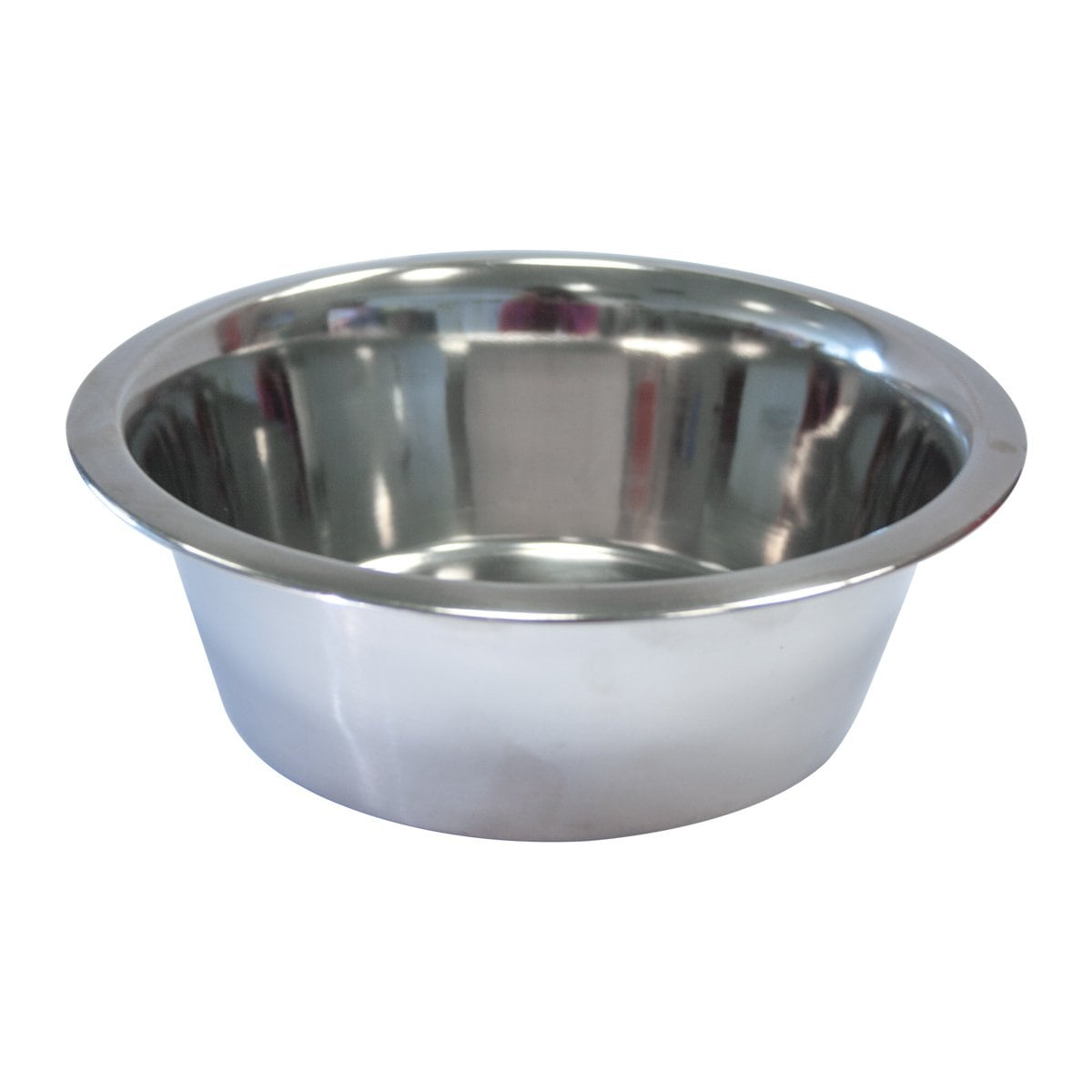 Plato de Acero Base Antiderrapante 32 Oz Fancy Pets Mod. Fl8164