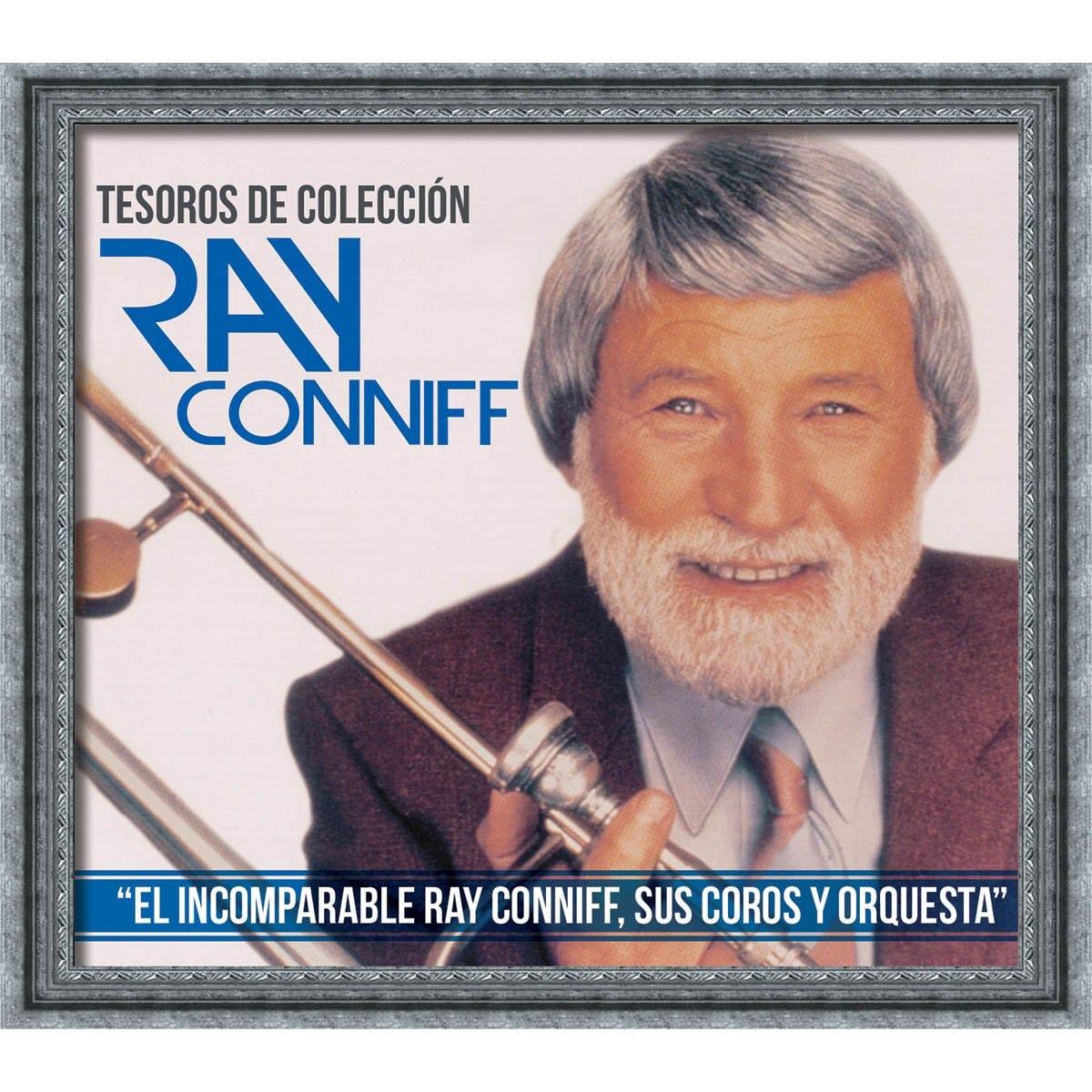 3 Cds Ray Conniff Tesoros de Colección