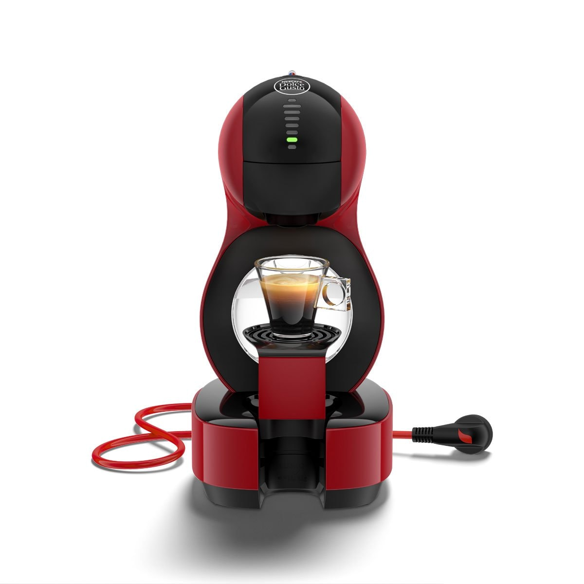 Máquina para Café Lumio Roja Dolce Gusto