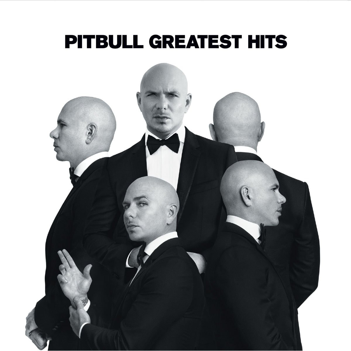 Cd Pitbull Greates Hits