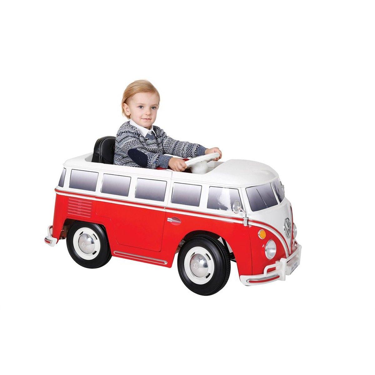 Montable Vw Minibus Red Prinsel