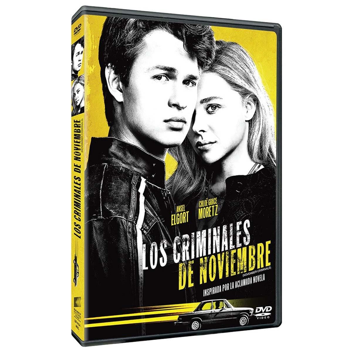 Dvd los Criminales de Noviembre