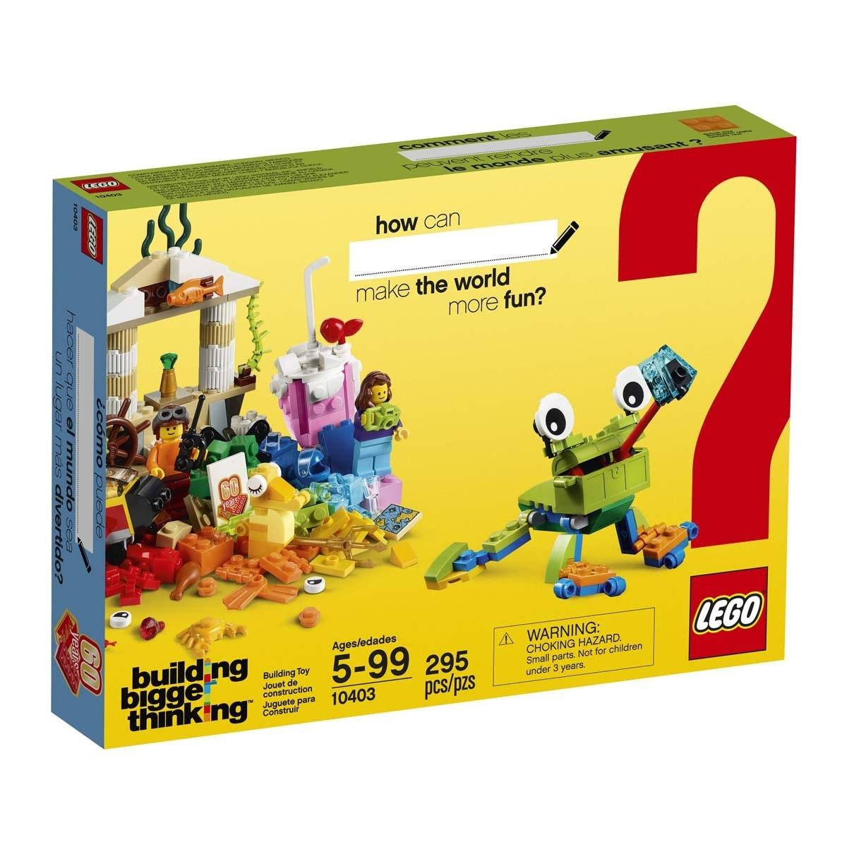 Mundo Divertido Lego