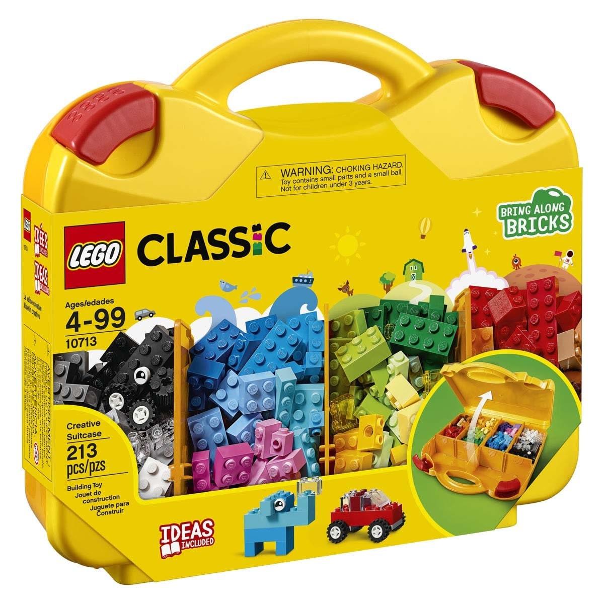Maletín Creativo Lego